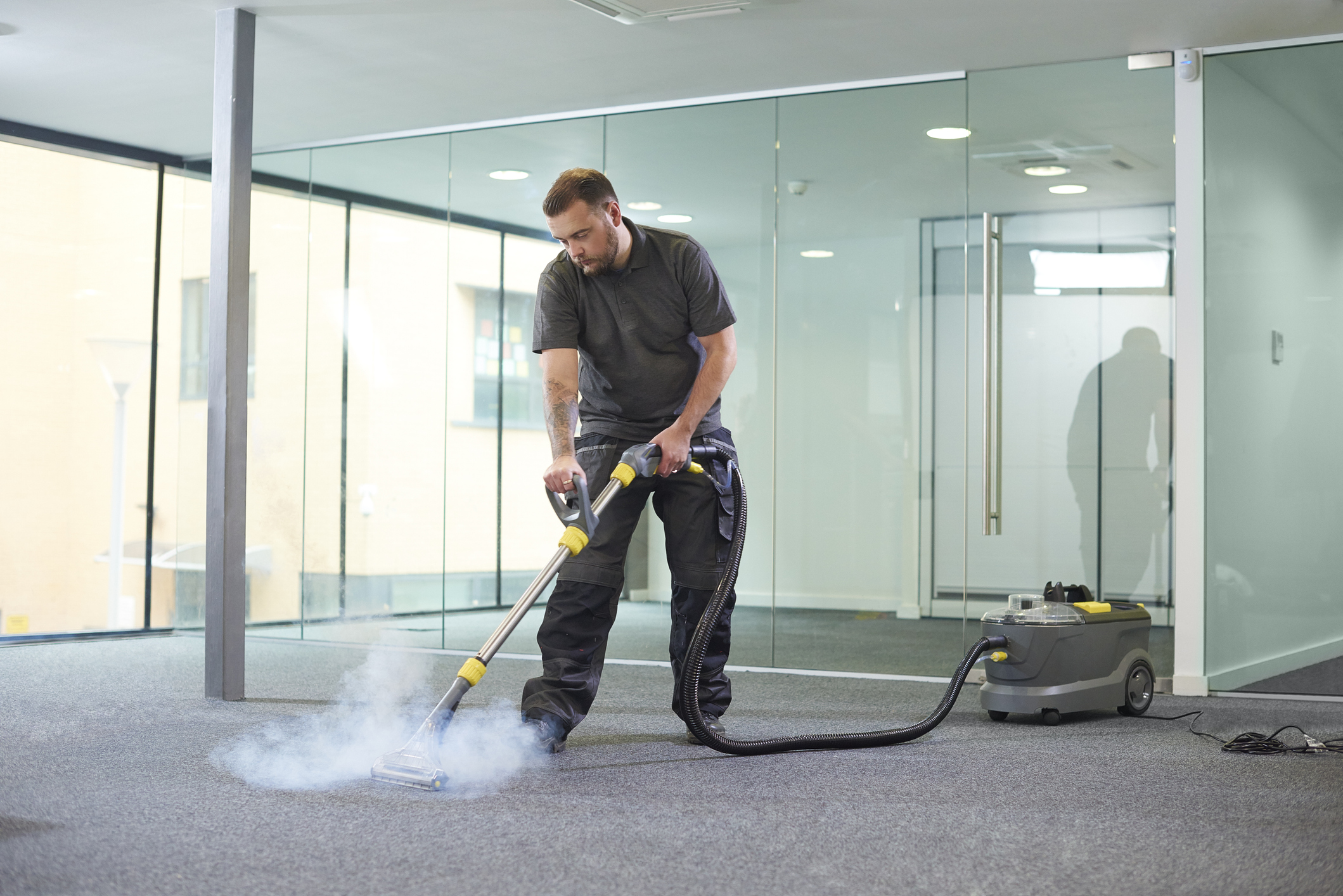5 Heavy Duty Commercial Carpet Cleaners